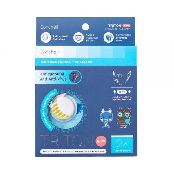 khẩu trang conchell triton kháng khuẩn